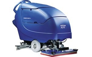 Scrubber/dryers