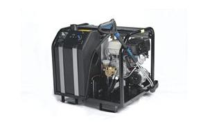 Pressure washers - petrol driven